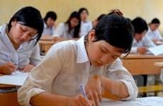 Hơn 1 triệu thí sinh bắt đầu thi tốt nghiệp