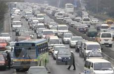 Trung Quốc có thể đạt doanh số bán ôtô kỷ lục