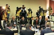Phiên họp kín thứ nhất tại APEC 16