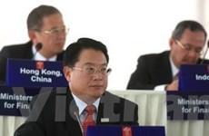 APEC hợp tác đối phó khủng hoảng kinh tế toàn cầu
