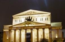 Lùi thời điểm mở cửa nhà hát Bolshoi
