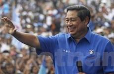 Bầu cử ở Indonesia: Đảng Dân chủ dẫn đầu