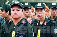 """Cảnh sát ASEAN cùng chống tội phạm """"nóng"""""""