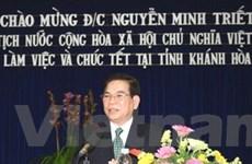 Khánh Hòa cần phát triển kinh tế-xã hội ổn định
