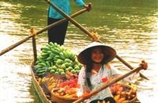 Thành phố Cần Thơ: Sôi động du lịch sông nước