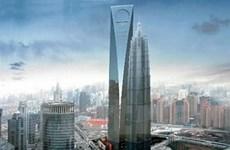 Tòa nhà đẹp nhất thế giới năm 2008