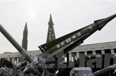 Báo Nhật: Triều Tiên đã đặt tên lửa vào bệ phóng