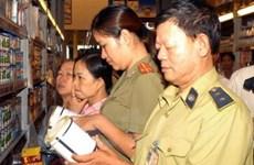 Tăng cường kiểm tra sữa nhập khẩu từ Trung Quốc