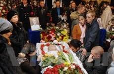Tai nạn trên tàu ngầm Nga do thủy thủ
