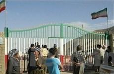 Iran đóng cửa khẩu với Iraq sau 2 vụ đánh bom