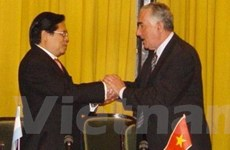 Họp Ủy ban liên chính phủ Việt Nam-Argentina
