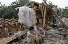 Trung Quốc: Lốc xoáy làm 22 người chết
