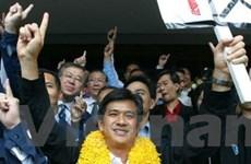 Thị trưởng Bangkok từ chức vì tham nhũng