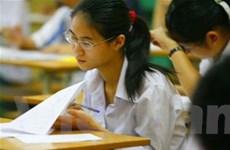 1.898 học sinh đạt giải học giỏi quốc gia lớp 12