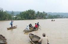 Lũ hạ lưu sông ở Trung bộ sẽ đạt đỉnh