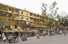 Đề nghị thu hồi một số dự án cải tạo chung cư