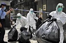Nhân viên y tế Hongkong nhiễm cúm H1N1