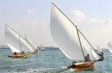Tổ chức đua thuyền buồm tại vịnh Nha Trang