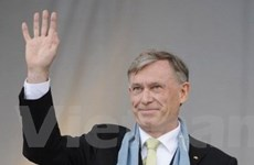 Ông Horst Koehler tái đắc cử Tổng thống Đức