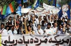 Tên lửa Mỹ lại bắn vào khu vực bộ tộc Pakistan