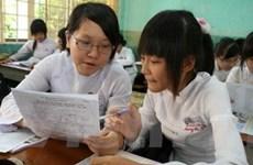 26.000 phòng học từ nguồn trái phiếu Chính phủ