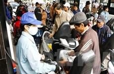 Điều hành giá xăng dầu theo giá thế giới