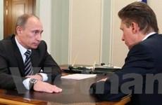Căng thẳng khí đốt Nga-Ukraine gia tăng