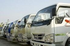 Giới thiệu 5 dòng xe tải tự đổ cho nông thôn