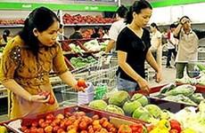 Chỉ số giá tiêu dùng tại TP Hồ Chí Minh tăng 0,58%