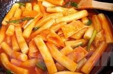 Những món ăn Hàn được người Việt chuộng nhất