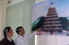 Kon Tum khởi công xây chùa tháp Kỳ Quang