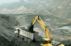 Năm 2009, sản xuất 33,5 triệu tấn than