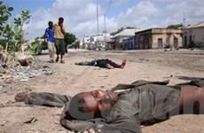 Somalia: Giao tranh, 245 người thương vong