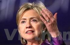 Bà Clinton: Chính sách cấm vận Cuba đã thất bại