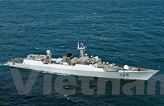 Châu Á chi 60 tỷ USD hiện đại hóa hải quân