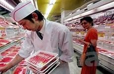 Hàn Quốc cấm nhập thịt bò của Trung Quốc