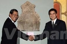 Thái Lan-Campuchia ngăn chặn giao tranh tái diễn