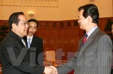 Thủ tướng tiếp Bộ trưởng Bộ Nội vụ Philippines