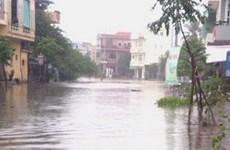 Các tỉnh bị mưa lũ đề nghị hỗ trợ 100 tỷ đồng