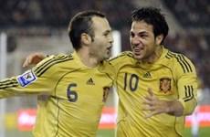 Vòng loại World Cup 2010 khu vực châu Âu: Đẳng cấp ông lớn