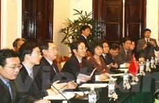 Tuyên bố chung về hoàn thành cắm mốc biên giới Việt-Trung