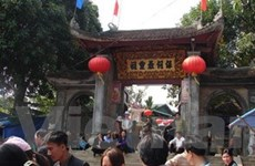 Lào Cai thu hút khách du lịch