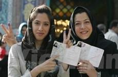 Cử tri Iran bắt đầu bỏ phiếu bầu tổng thống