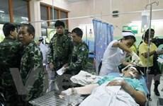 Thái Lan lập nội các đặc biệt đối phó bạo lực