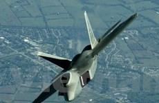 Máy bay chiến đấu Mỹ đến Thái Bình Dương
