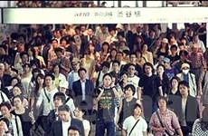 Nền kinh tế Nhật Bản rơi vào thiểu phát