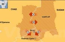 Quan hệ Chad và Sudan tiếp tục căng thẳng