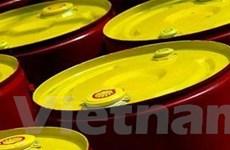 Giá dầu lên sát ngưỡng 70 USD mỗi thùng