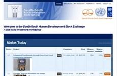 LHQ lập diễn đàn trực tuyến phục vụ đầu tư xã hội