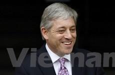 Nghị sĩ Bảo thủ đắc cử chủ tịch Hạ viện Anh